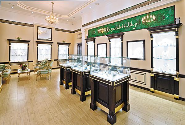 Ювелирный магазин алтын
