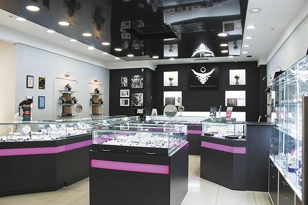 fea7ccffa036 Лучшая областная сеть ювелирных магазинов. Сеть ювелирных магазинов  «Золотой телец», Барнаул